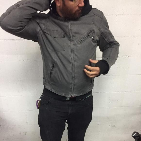 Speed and Strength Corporate Mens Sweatshirts Jackets Fleece Zip Up Hoodies
